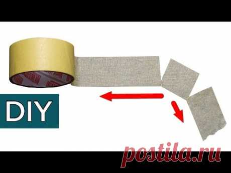 About which you could not know 30 SECRETS of a painting tape. #Стройхак
