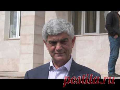 Վիտալի Բալասանյանը քվեարկեց - YouTube