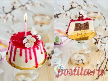 Мини-торт без сахара и глютена • Жизнь - вкусная! Кулинарный сайт Галины Артеменко