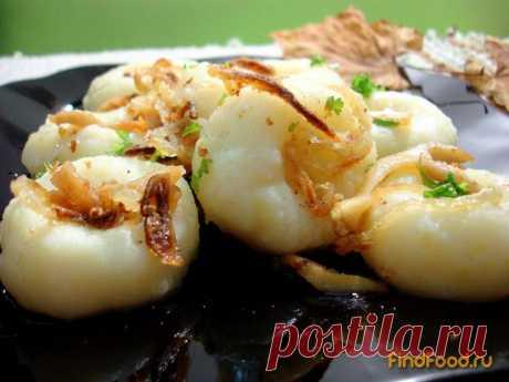 Картофельные клёцки по-польски рецепт с фото, как приготовить на FindFood.ru