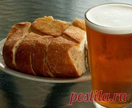 Печём Быстрый Хлеб на пиве..