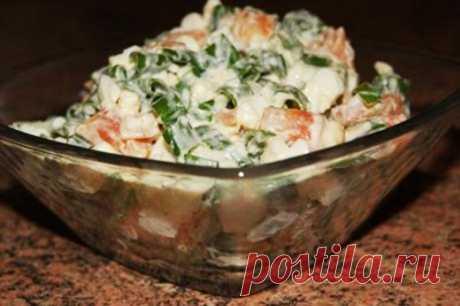 Салат как будто с мясом - Лучший сайт кулинарии