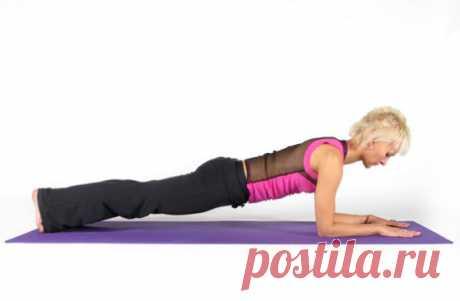 Комплекс упражнений силовой йоги для похудения :: Фотокомплексы :: «ЖИВИ!»