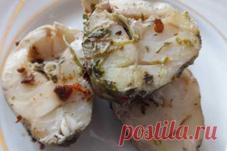 Вкусный минтай в соусе — Sloosh – кулинарные рецепты
