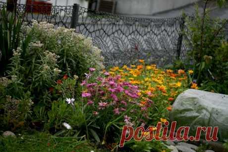 DIY: Вязаный забор - Home and Garden — ЖЖ