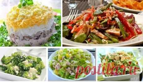 5 салатов с куриным филе: самый вкусный способ съесть белок! - Скатерть-Самобранка - медиаплатформа МирТесен