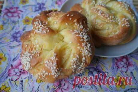 Турецкие булочки с сезамом   Рецепты выпечки Dr. Oetker   Яндекс Дзен