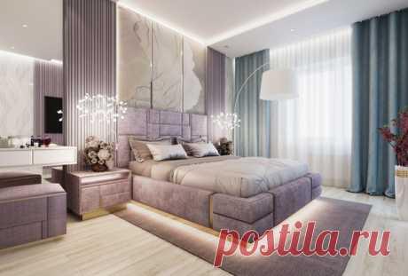 Проект 3-к квартиры в Санкт-Петербурге Дизайнер — Родина Мария