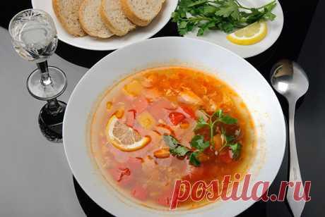 Эти 5 рецептов супов помогут пережить холода, укрепить здоровье и сохранить тепло!!! — Фактор Вкуса