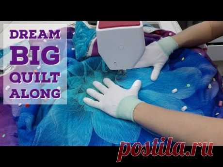Getting Started with the Dream Big Quilt Along with Leah Day