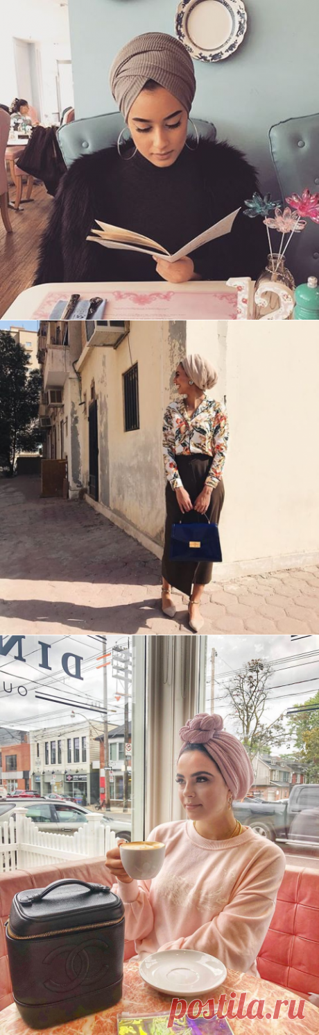 Chic Ways to Wear Turban Hijab in Style - Hijab-style.com