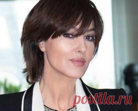 56-летняя Моника Беллуччи снялась в нежной фотосессии для модного журнала