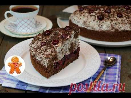 "Торт ""Принц Евгений"" ✧ Prinz-Eugen Kirschtorte ✧ Prince Eugene Cake (English Subtitles)"