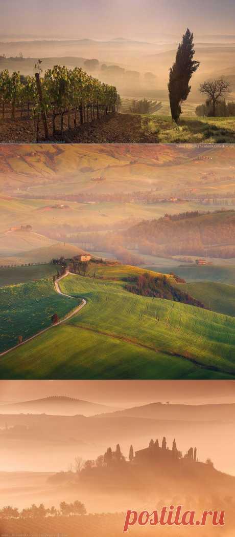 Осенняя Тоскана : НОВОСТИ В ФОТОГРАФИЯХ