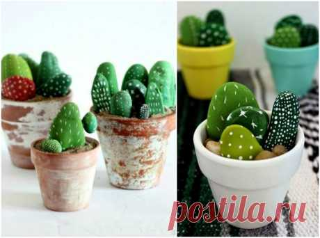 Hand-made articles which will decorate your house and will make it cozy