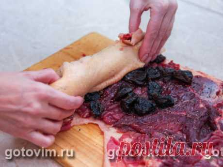 Recipes of preparation of dishes from a duck 2