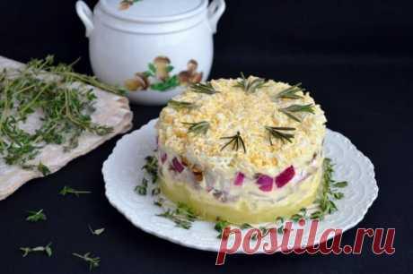 13 простых рецептов салатов для Новогоднего стола 2020
