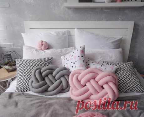 Подушка-узел