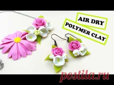 Air Dry Polymer Clay/Porcelana Fria-Tutorial- WePam