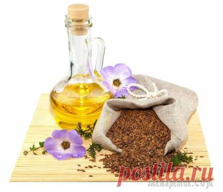 Linseed oil on an empty stomach – advantage and harm