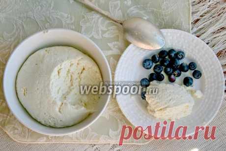 Рикотта домашняя рецепт с фото, как приготовить на Webspoon.ru