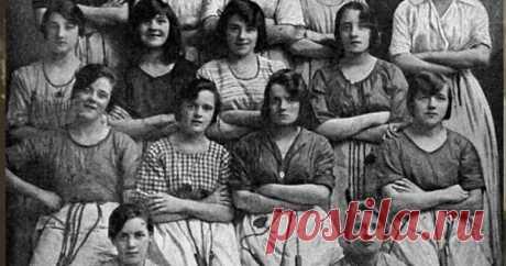 Тайна этого снимка, сделанного в 1900 году, будоражит… От увиденного мурашки по коже! | Interesno.club