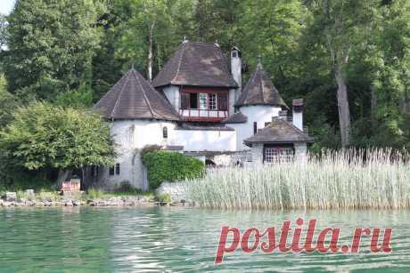 Неизвестные замки Швейцарии. Часть 2