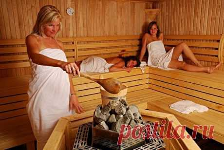 Маски для лица в бане: польза под градусом