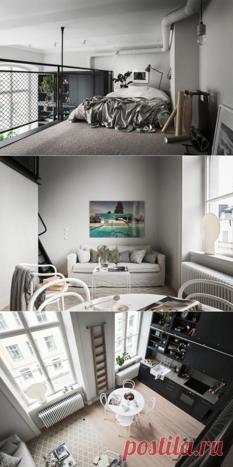 41 квадратный метр стиля и уюта — Роскошь и уют