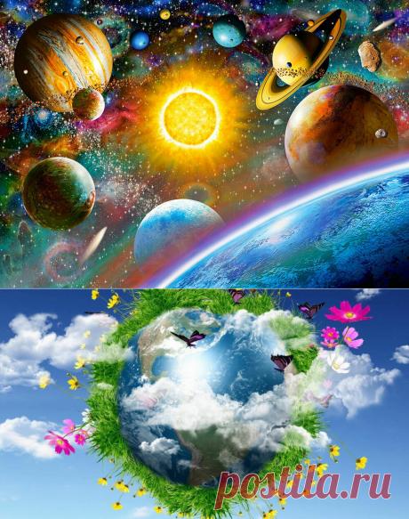 Радость планет в гороскопе.   Практическая Астрология