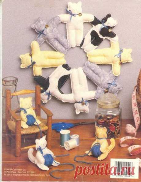игрушки, поделки | Записи в рубрике игрушки, поделки | Дневник Иринки