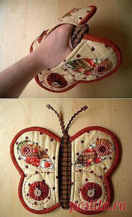 We sew tacks + the description.