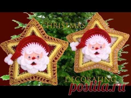 Ideas para decorar el árbol de Navidad 2019 como hacer estrellas Christmas tree decor