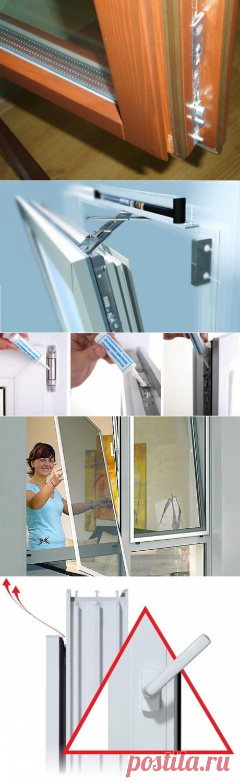 Как ухаживать за пластиковыми окнами: 6 дельных советов