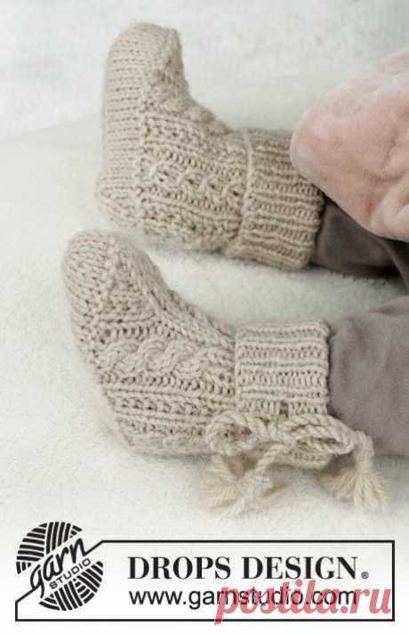 Носочки Aiden Socks - блог экспертов интернет-магазина пряжи 5motkov.ru