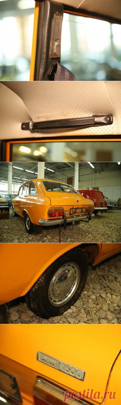 ИЖ-2125 - первый серийный советский лифтбек / Назад в СССР / Back in USSR