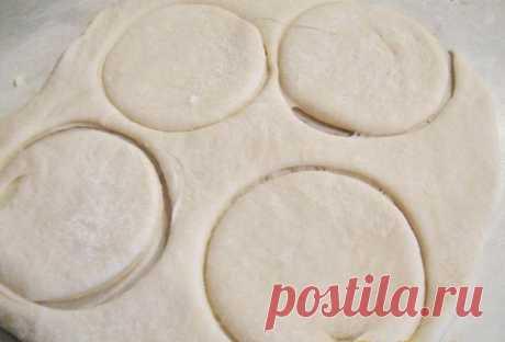Сдобные булочки с повидлом | Вкусно и просто!