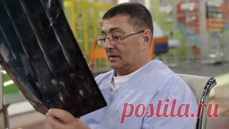 Доктор Мясников рассказал, кто умирает от коронавируса | Новости