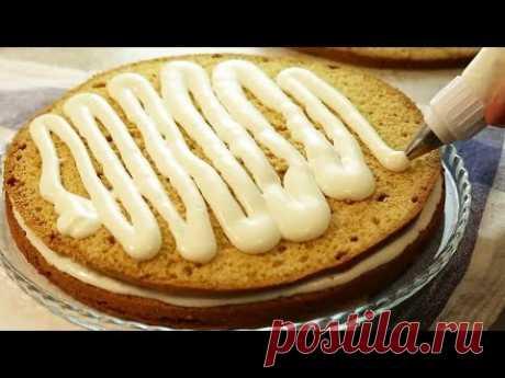 КРЕМ за пару минут!!! 10 НЕВЕРОЯТНО вкусных КРЕМОВ для ТОРТОВ и ДЕСЕРТОВ. Вкусный крем для торта
