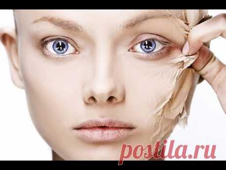 Как подтянуть кожу лица - омоложение лица