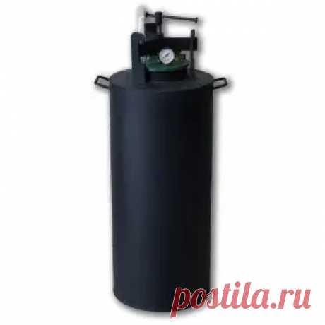Автоклав ЧЕ-40 газовый купить в Украине дешево УкрПромТех