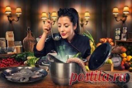 20 кулинарных лайфхаков, без которых не сможет обойтись ни одна хозяйка Нет никакой разницы, начинающий вы кулинар или наученная опытом хозяйка, вы всё равно не сможете держать все рецепты в голове. К тому же, найдя подходящий рецепт блюда, не всегда понятно в какой после...