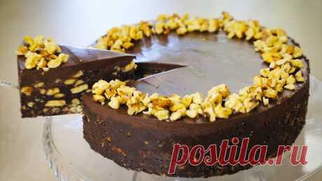 Шоколадный торт за 10 минут – пошаговый рецепт с фотографиями