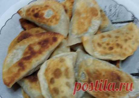 (2) Пирожки с зеленью (постные) - пошаговый рецепт с фото. Автор рецепта Galina Chufyrina . - Cookpad