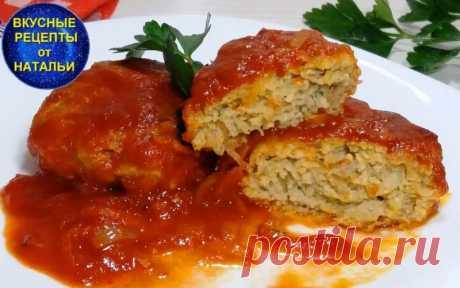 Мясные котлеты с картофелем.Рецепт вкусного обеда или ужина. Предлагаю отличную идею для вкусного обеда или ужина.Мясные котлеты с добавлением картофеля очень вкусное, сытное и бюджетное блюдо.ИНГРЕДИЕНТЫ:Фарш свиной – 400 грКартофель – 2 штЖелток – 1 штЛук – 1 штЧеснок  - 4 зубчикаСольКуркумаУкропДля подливки:Лук – 1 штМорковь  -1 штСольТоматный...