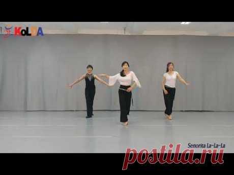 Senorita La La La - (사)한국라인댄스협회 KoLDA 송년파티곡