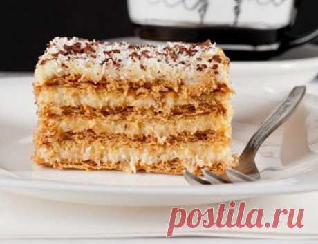 Торт без выпечки ВСЕГДА УДАЧНЫЙ. Устройте кулинарный сюрприз вашим близким!