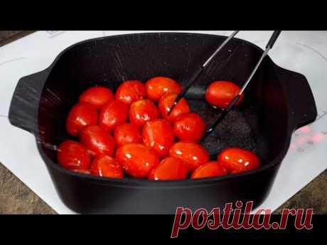 ПОМИДОРЫ зимой больше НЕ ПОКУПАЮ! 5 лучших способов заготовки помидоров НА ЗИМУ - YouTube