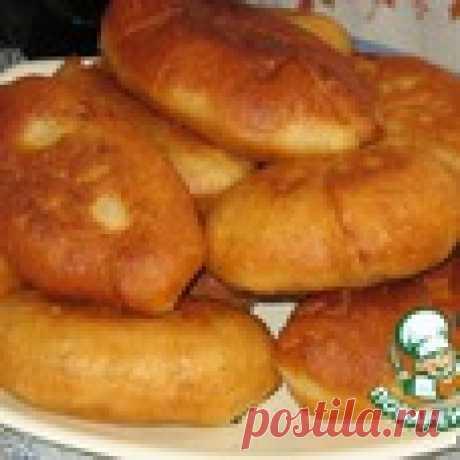 Пирожки на заварном дрожжевом тесте Кулинарный рецепт