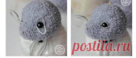 МК по оформлению век для небольших игрушек - Мордочка-глаза-волосы - Форум почитателей амигуруми (вязаной игрушки)